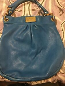 Marc by Marc Jacobs Classic Q Hillier bag in blue
