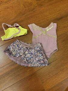 American girl doll dance outfit