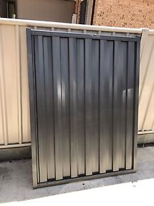 Colourbond gate Chisholm Tuggeranong Preview