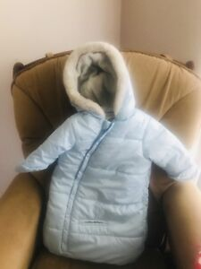 Winter suit carters never used 0-6