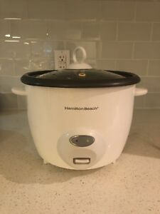 Rice cooker, 16 cups