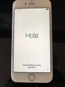 IPhone 6 excellent condition 128gb white Joondalup Joondalup Area Preview