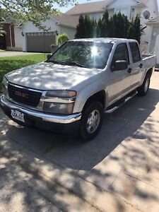 2006 GMC Canyon 4x4 AS IS