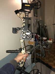FULL ARC / ARCHERY KIT - Bear Attitude Compound Bow + more