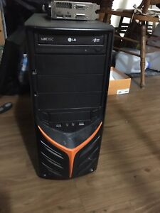 Gaming PC + Graphics cards and extras