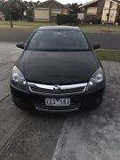 2007 Black Holden Astra Coupe Meadow Heights Hume Area Preview