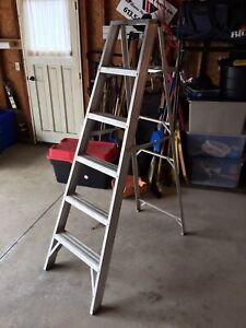 6 foot ladder