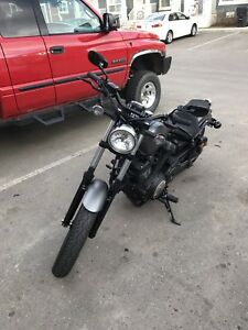 2014 Yamaha bolt ONLY 1300km
