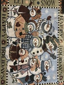 Looking for these Snowman placemats