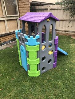 Kids Play Gym Castle with Slide