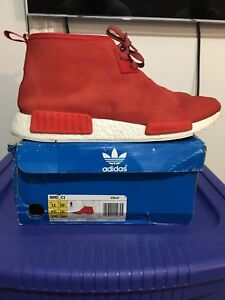 Nike Flyknits/NMD Chukka's Lot For Sale