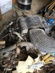 2001 Ford 4.6L V8, 4 speed transmission and transfer case