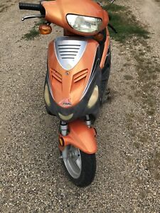 2008 AMG Scooter