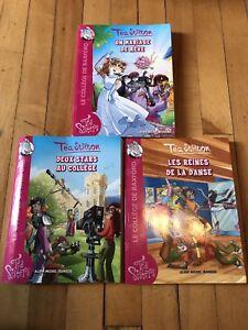 Thea Stilton French Books