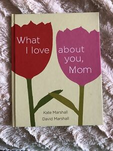 Fill in the blank book for Mom