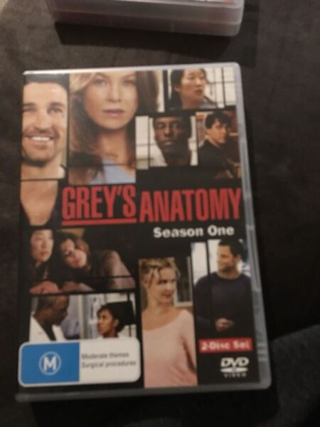 Greys anatomy | CDs & DVDs | Gumtree Australia Port Macquarie City ...