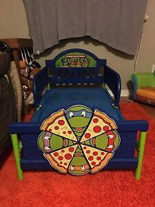 Ninja turtle toddler bed