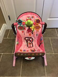Fisher Price infant to toddler rocker (excellent condition)