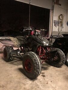 2005 trx450r up for trade