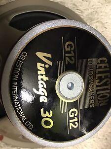 Celestion vintage 30s ,  200 firm