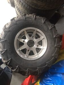 Polaris rzr rims and tires