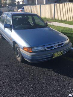 1993 Ford Laser Ghia