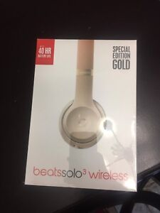 Beats Solo 3 Wireless Neuf