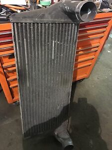 Dodge Ram diesel intercooler