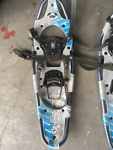 New - Snow shoes 8x27