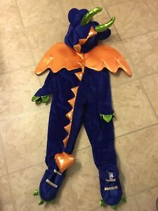 Dragon costume size 5T