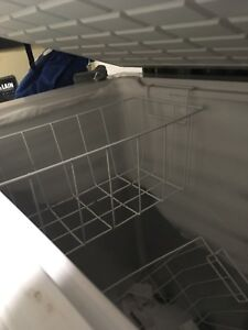 Deep freezer 7 cubic foot