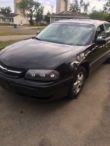 05 Chevy Impala (trade for truck)