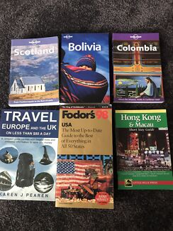 Lonely Planet & Travel Books