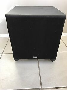"""8"""" home theatre sub woofer - great condition"""