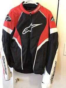 Alpinestars summer riding jacket motorcycle -new-