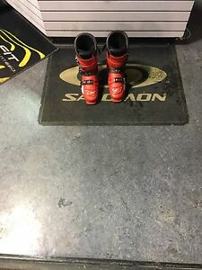 Nordica Ace 2 star boots