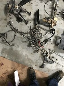 Yamaha Grizzly 700 Parts