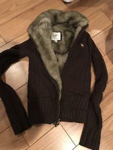 Women's Abercrombie & Fitch Sweater/Jacket