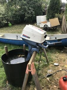 7.5hp outboard