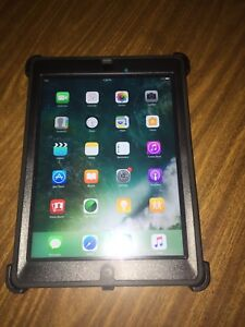 Barely Used Apple I Pad Air/Wifi/32gb/New Otterbox