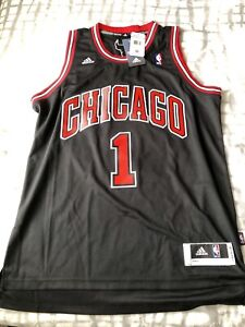 Bulls Derrick Rose Brand New Jersey with tags