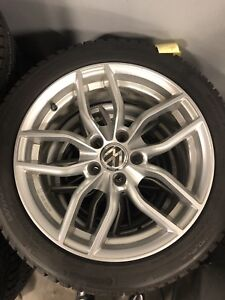 VW - Winter wheels/tires - Golf, GTI, Golf R & Jetta!