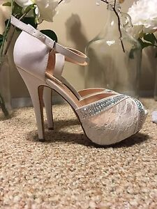 Wedding shoes size 7.5