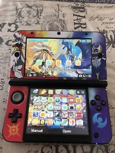 3DS XL Special Edition Pokemon Sun and Moon