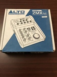 Alto Professional 5 Channel Mixer