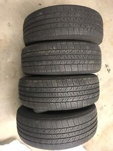 215/65-16 Goodyear Allegra touring tires All season