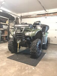 LOOKING TO UP-SIZE MY ATVS TIRES
