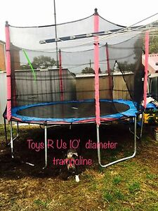 10' Trampoline from ToysRus Botany Botany Bay Area Preview