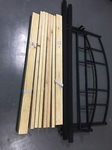 Double bed frame Wynnum West Brisbane South East Preview