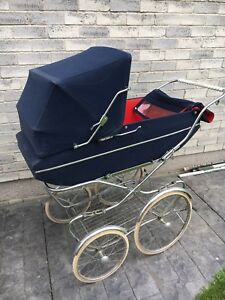 Vintage Mint Condition Baby Carriage